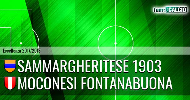 Sammargheritese 1903 - Moconesi Fontanabuona
