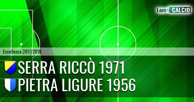 Serra Riccò 1971 - Pietra Ligure 1956