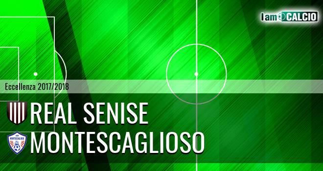 Real Senise - Montescaglioso