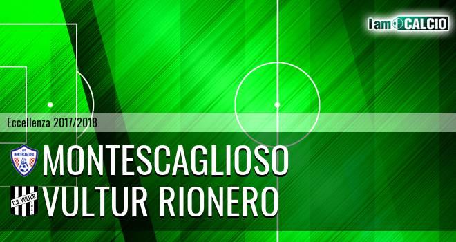 Montescaglioso - Vultur Rionero
