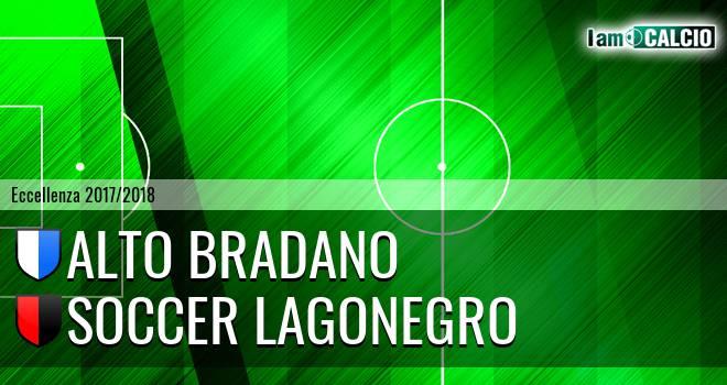 Alto Bradano - Soccer Lagonegro