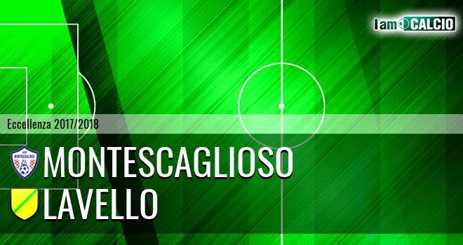 Montescaglioso - Lavello