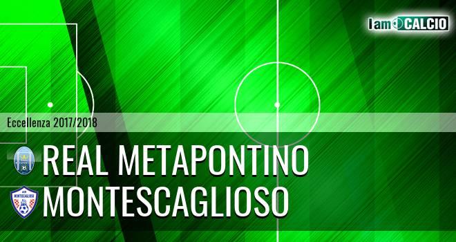 Real Metapontino - Montescaglioso