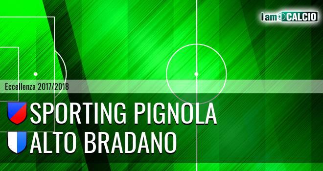 Sporting Pignola - Alto Bradano
