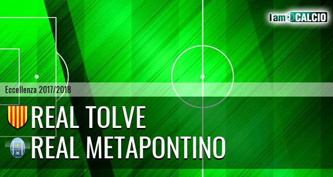 Real Tolve - Real Metapontino