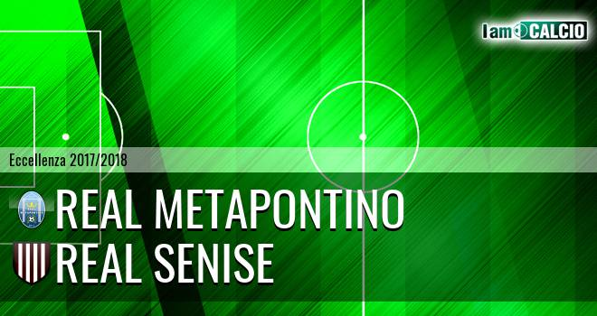 Real Metapontino - Real Senise
