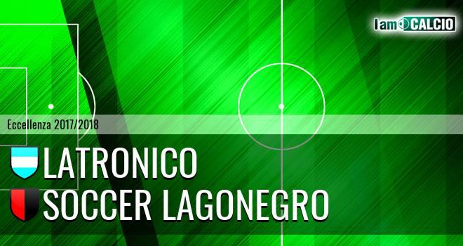 Latronico - Soccer Lagonegro