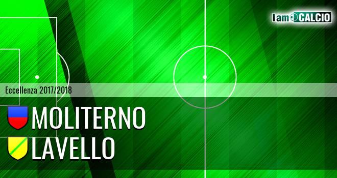 Moliterno - Lavello