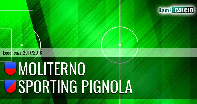 Moliterno - Sporting Pignola