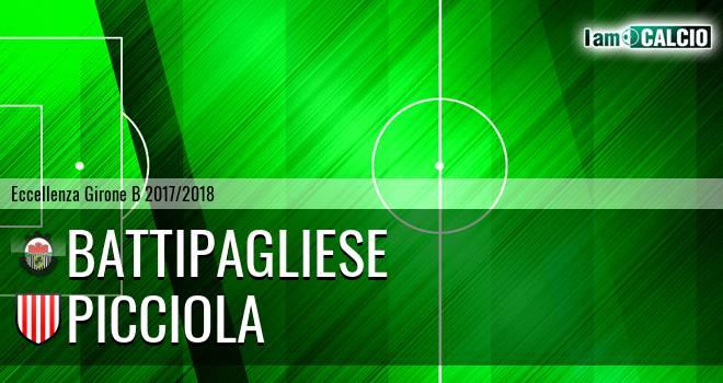 Battipagliese - FC Sarnese