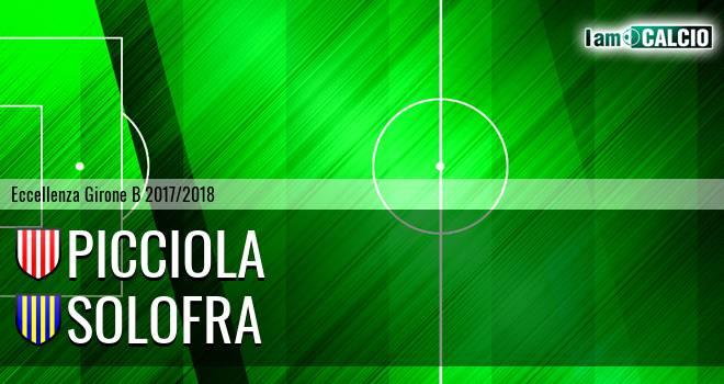 FC Sarnese - Solofra
