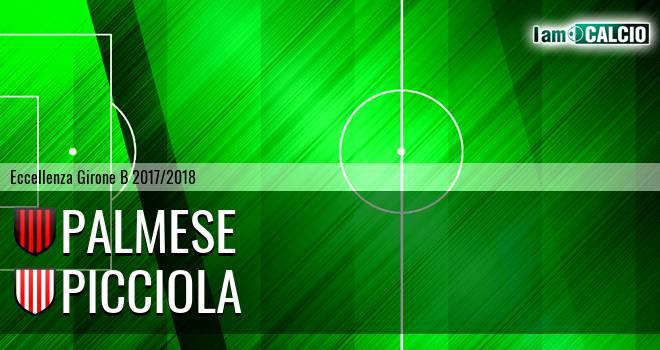 Palmese - FC Sarnese