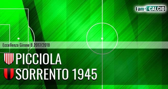 Picciola - Sorrento 1945