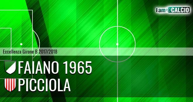 Faiano 1965 - FC Sarnese