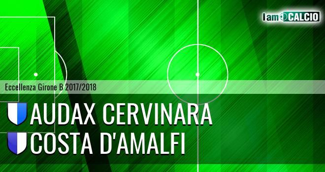 Audax Cervinara - Costa d'Amalfi