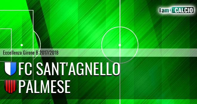 FC Sant'Agnello - Palmese