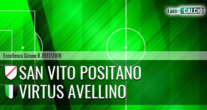 San Vito Positano - Virtus Avellino