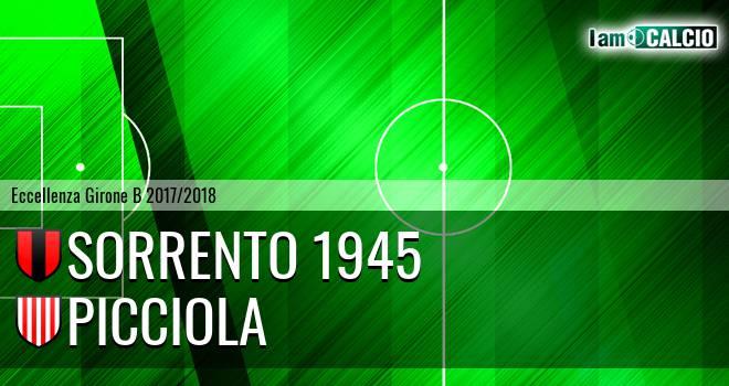 Sorrento 1945 - Picciola