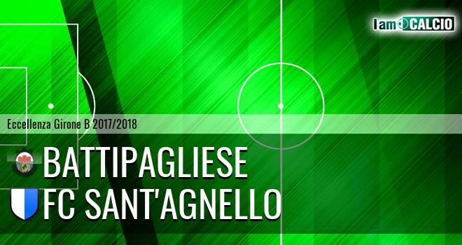Battipagliese - FC Sant'Agnello