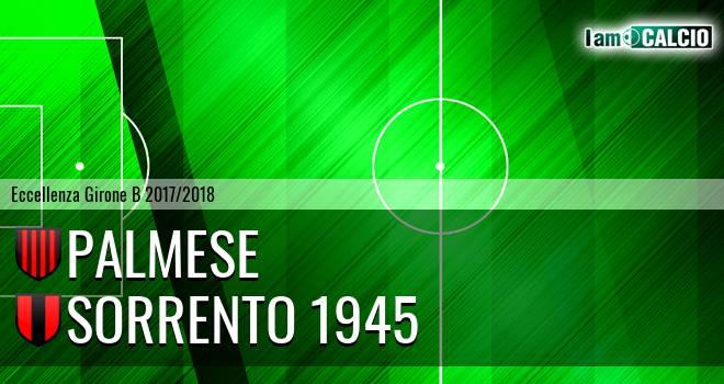 Palmese - Sorrento 1945