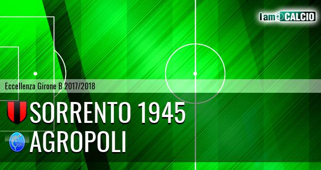 Sorrento 1945 - Agropoli