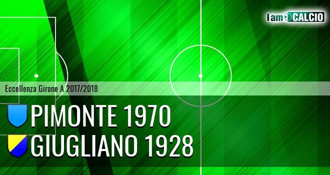 Pimonte 1970 - Giugliano 1928