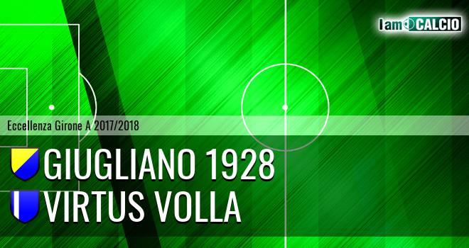 Giugliano 1928 - Virtus Volla