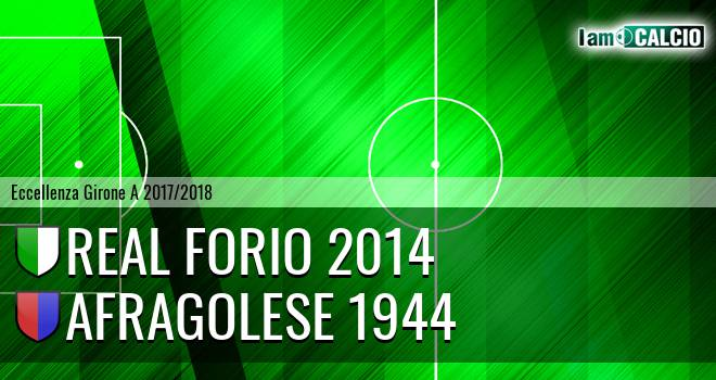 Real Forio 2014 - Afragolese 1944