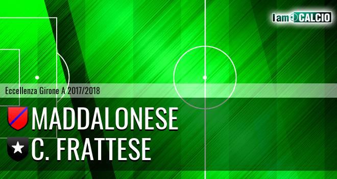 Maddalonese - C. Frattese