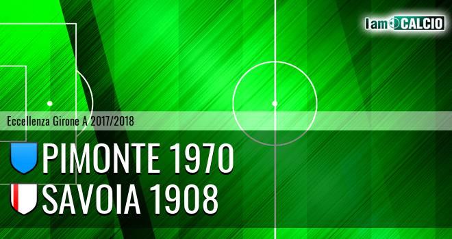 Pimonte 1970 - Savoia 1908