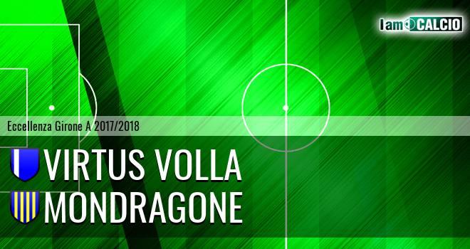 Virtus Volla - Mondragone