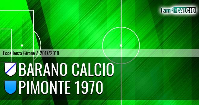 Barano Calcio - Pimonte 1970