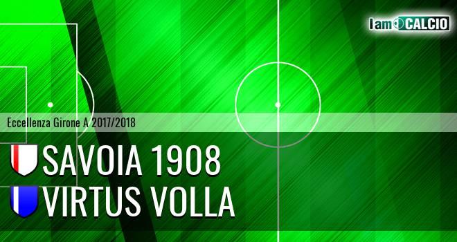 Savoia 1908 - Virtus Volla