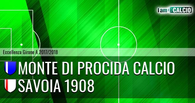 Monte di Procida Calcio - Savoia 1908