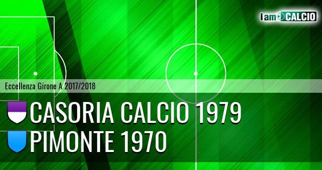 Casoria Calcio 1979 - Pimonte 1970