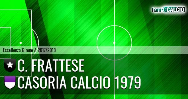 Frattamaggiore Calcio - Casoria Calcio 1979