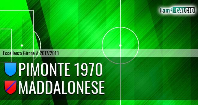 Pimonte 1970 - Maddalonese
