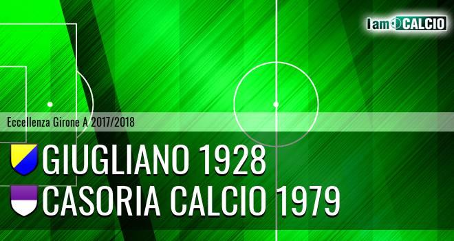 Giugliano 1928 - Casoria Calcio 1979