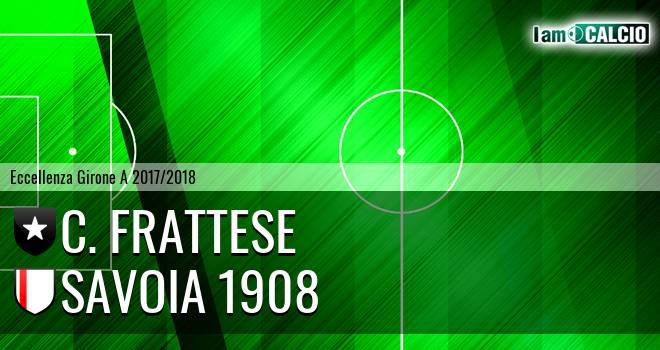 Frattamaggiore Calcio - Savoia 1908