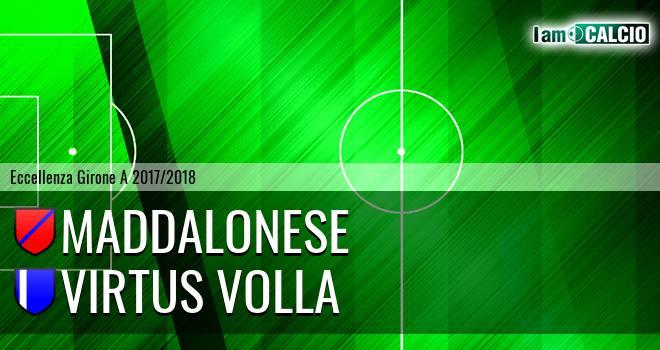 Maddalonese - Virtus Volla