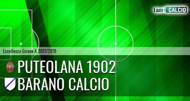 Puteolana 1902 - Barano Calcio