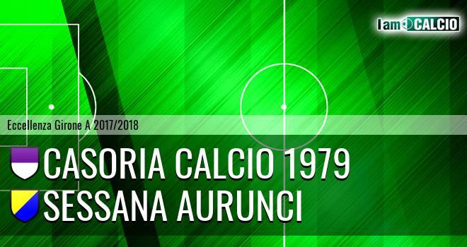 Casoria Calcio 1979 - Sessana