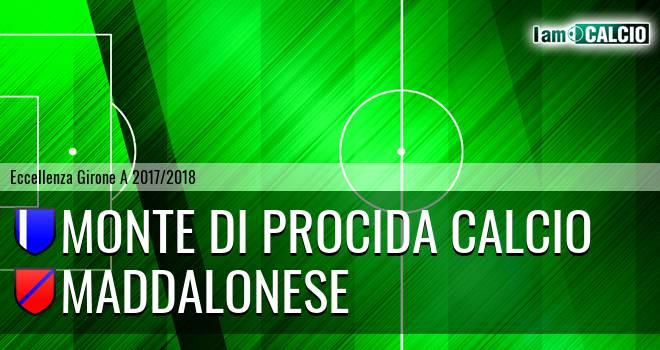 Monte di Procida Calcio - Maddalonese