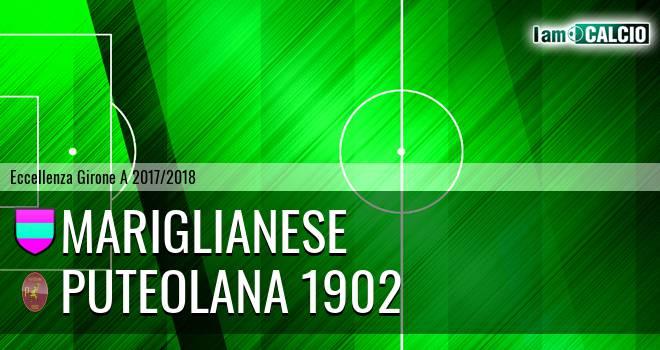 Mariglianese - Puteolana 1902