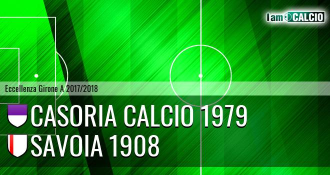 Casoria Calcio 1979 - Savoia 1908