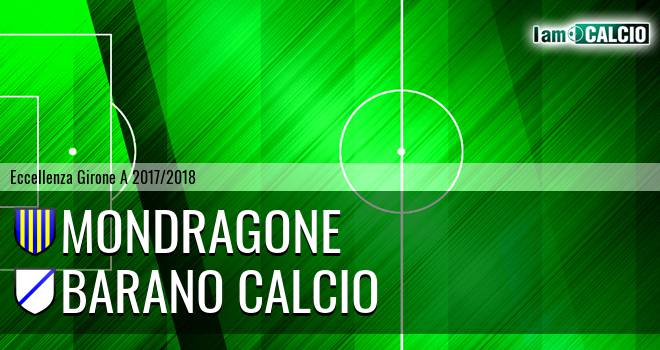 Mondragone - Barano Calcio