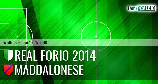 Real Forio 2014 - Maddalonese