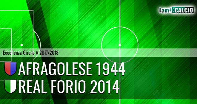 Afragolese 1944 - Real Forio 2014