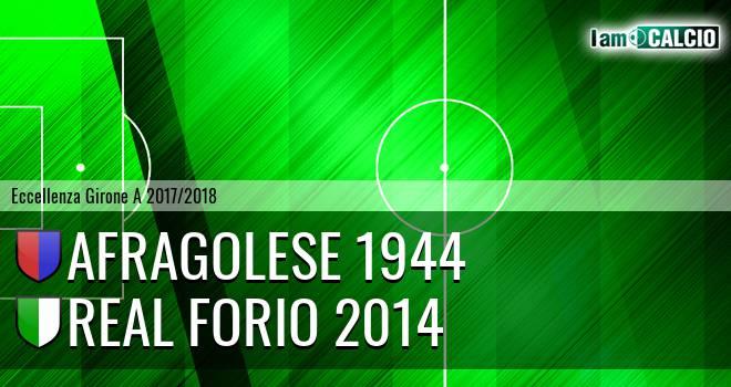 Afragolese 1944 - Real Forio 2014