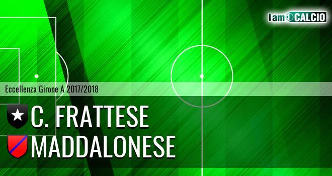 C. Frattese - Maddalonese